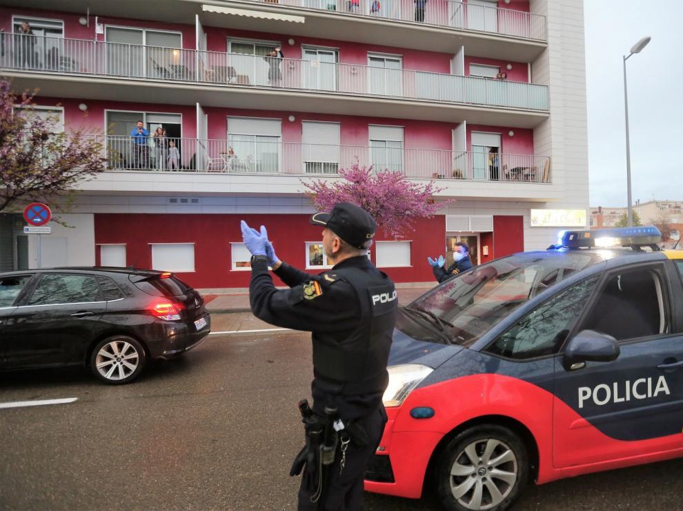 El IASS desinterviene la residencia Los Olivos de Huesca tras más de 28 días sin ningún positivo