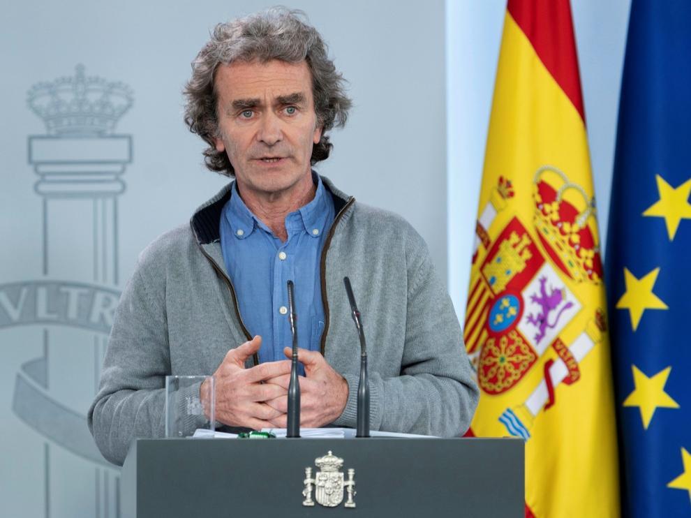 Sanidad rechaza de nuevo que Madrid pase a la primera fase