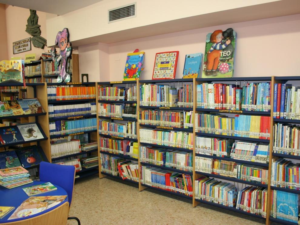 """La """"biblioteca para llevar"""" prestará servicio en Monzón"""