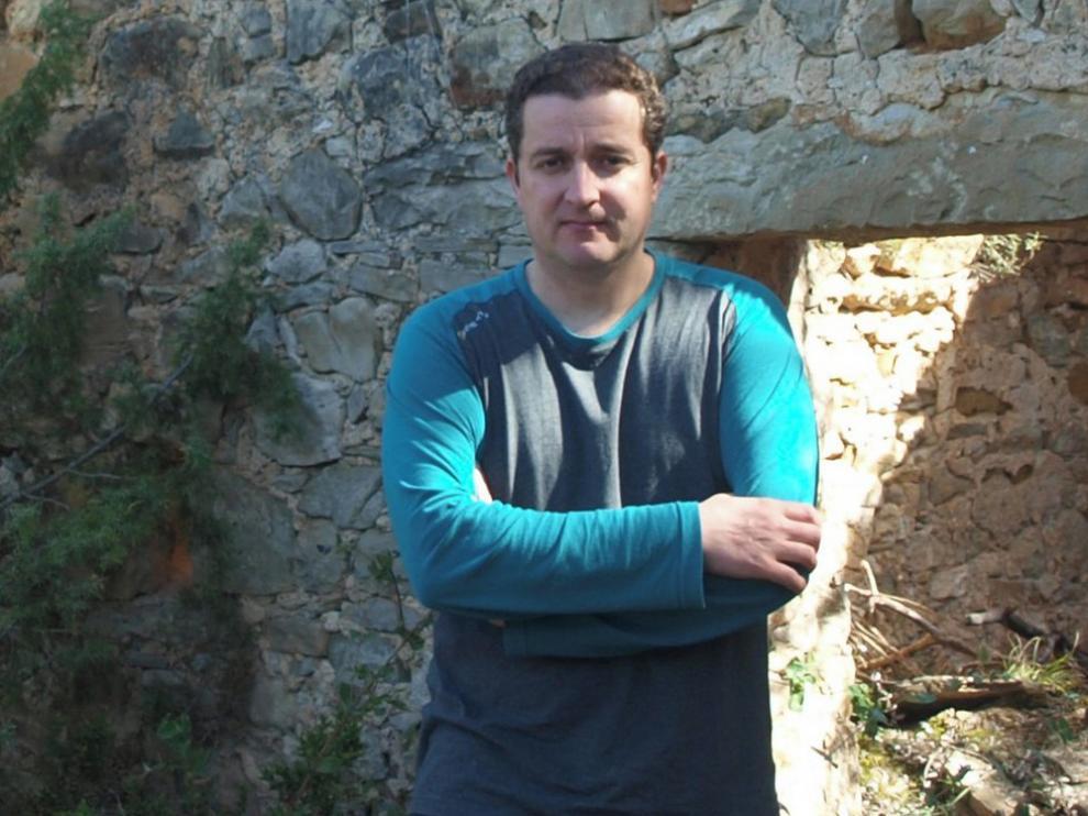 """Cristian Laglera: """"Tenemos un elevado porcentaje de ermitas en ruinas en la provincia"""""""
