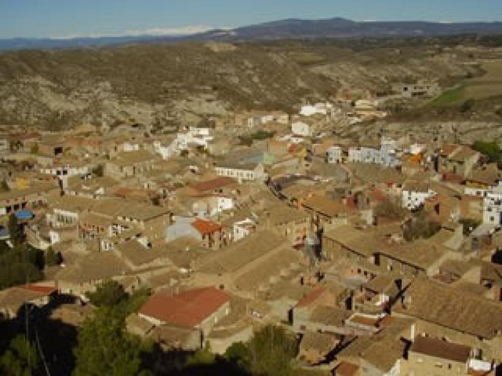 San Esteban de Litera actúa de urgencia en el depósito de agua potable