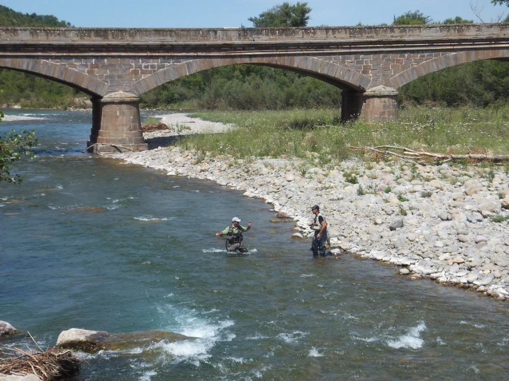 La caza y pesca, a punto de reanudar su actividad en la provincia de Huesca