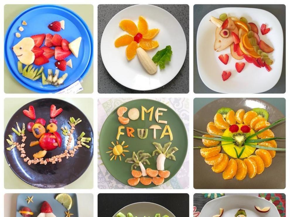 """El concurso """"Fruta divertida"""" recibe más de 1.800 composiciones"""