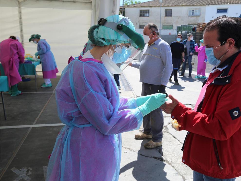 El Alto Aragón suma este domingo 11 positivos más y alcanza los 1.115 contagios