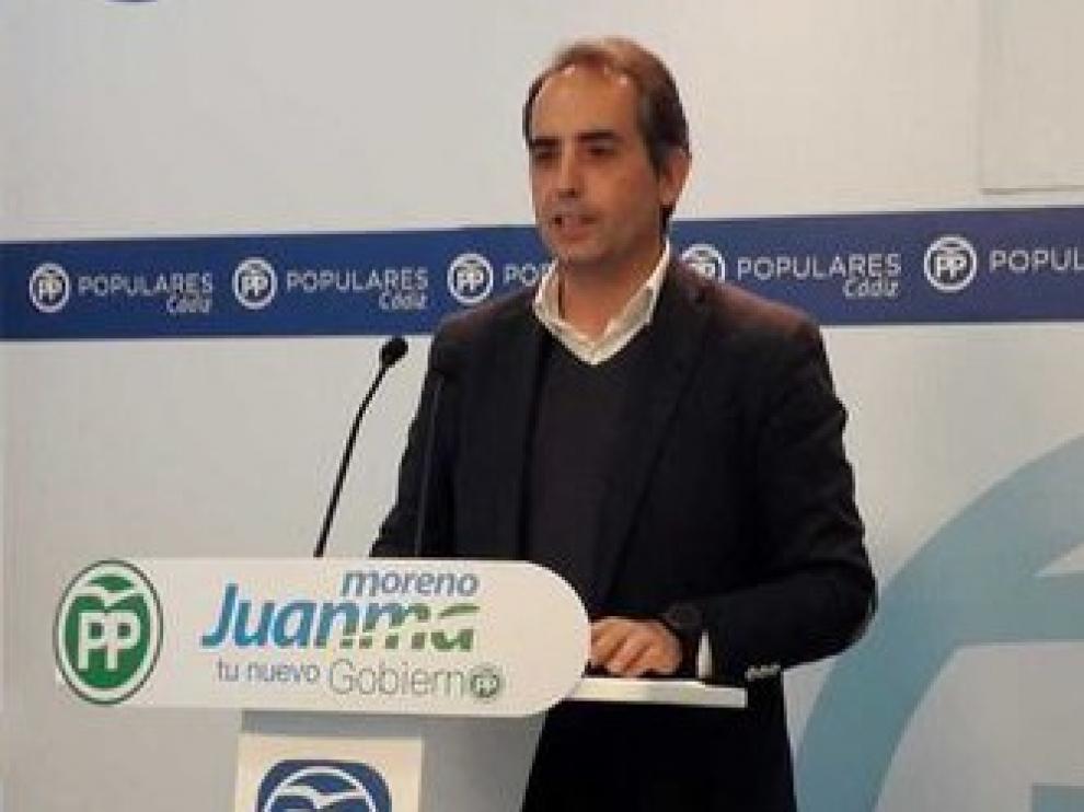 PP pide la dimisión de su portavoz en Jerez que dio positivo en alcoholemia