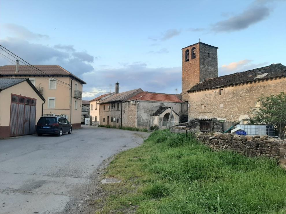 Aurín: La viveza de uno de los 54 núcleos de Sabiñánigo
