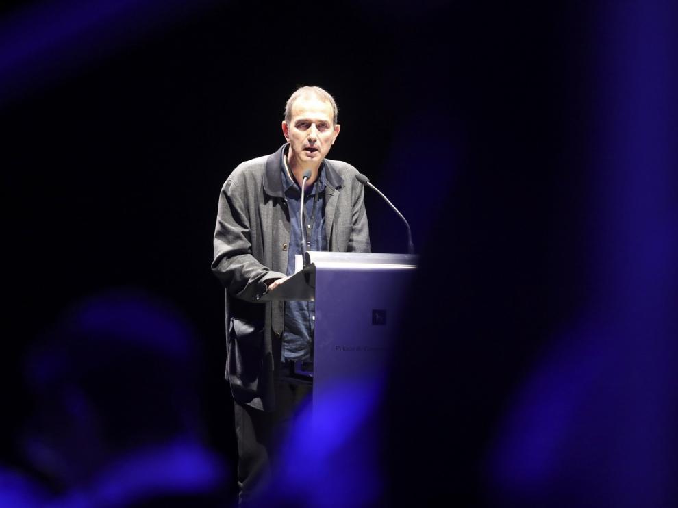 Fallece Javier Brun, baluarte de la vanguardia cultural oscense