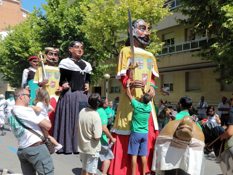La Federación de Barrios, de acuerdo en la suspensión de las fiestas de San Lorenzo