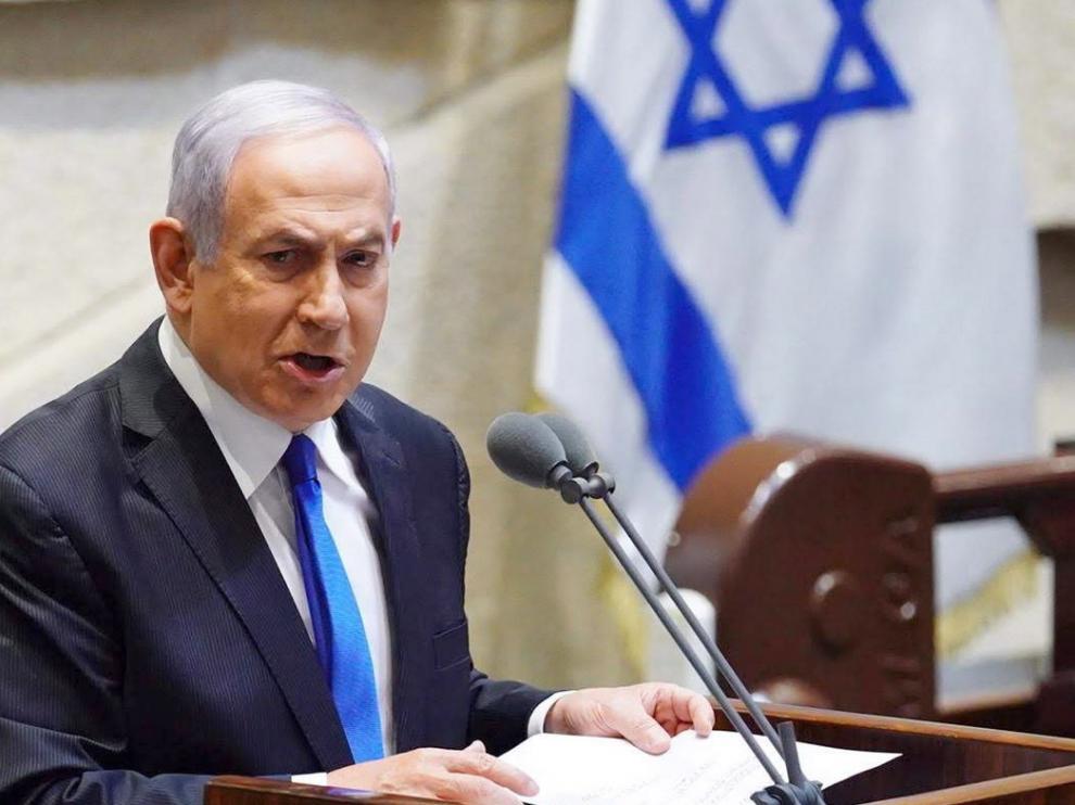 Netanyahu toma posesión como primer ministro de Israel
