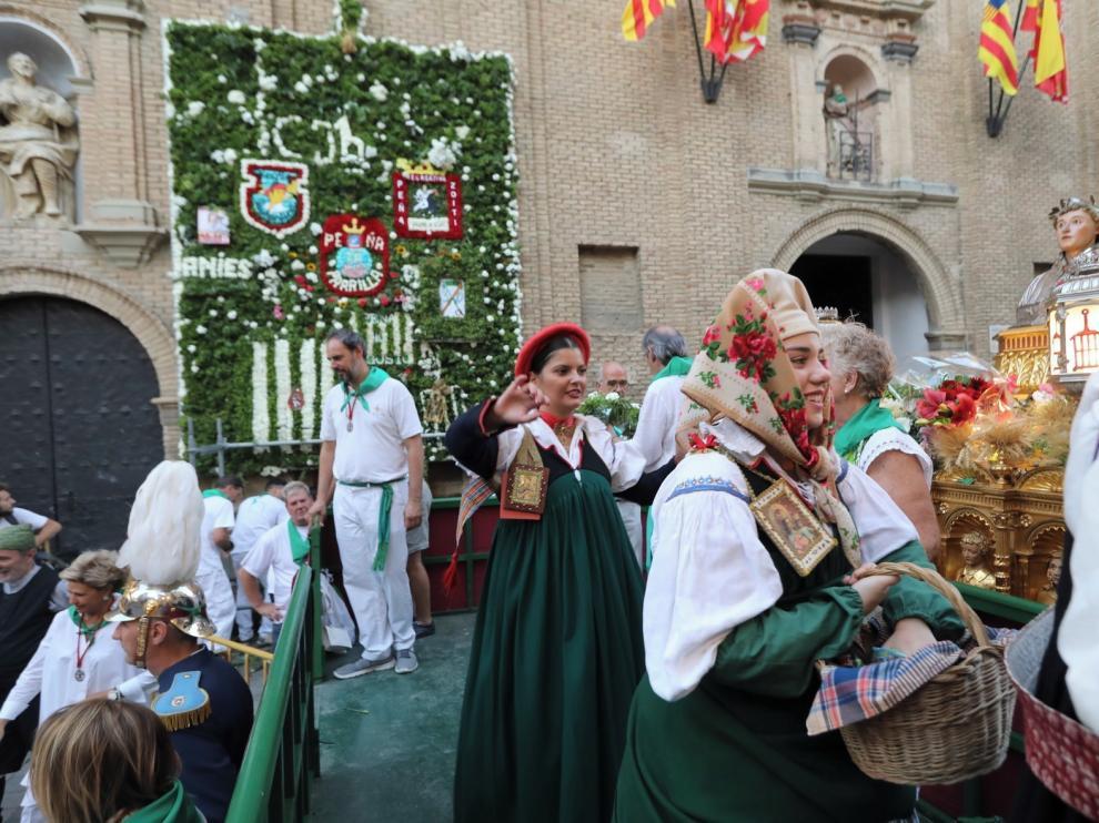 El Ayuntamiento de Huesca descarta realizar una celebración alternativa a las fiestas de San Lorenzo