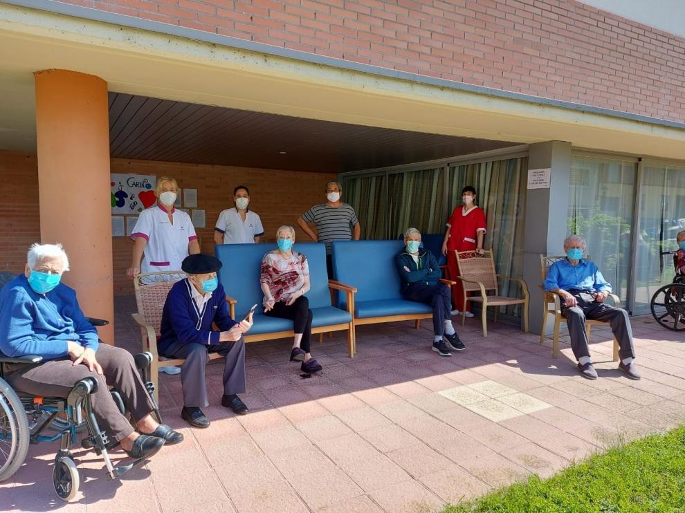 La Residencia Alto Gállego deja de estar intervenida por el Centro de Salud