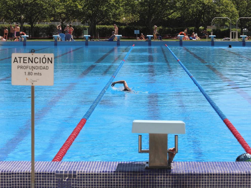 El Patronato de Deportes de Huesca mantiene la intención de abrir piscinas
