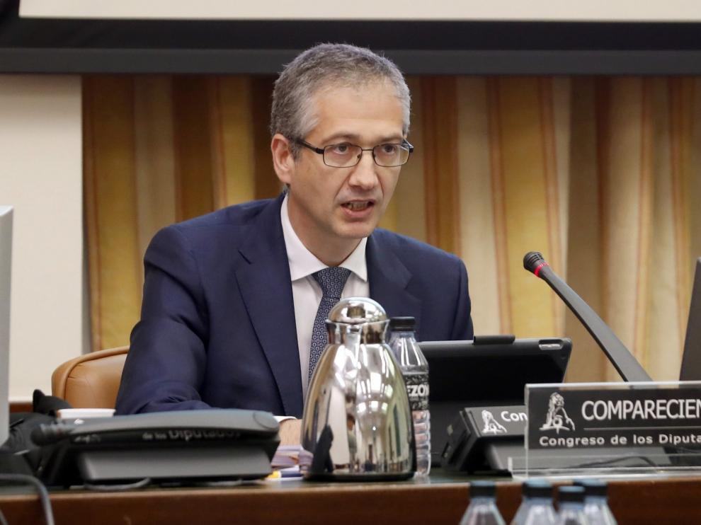 El Banco de España prevé una crisis más aguda y plantea ajustes