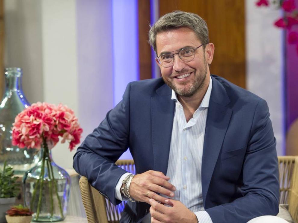 """Máximo Huerta no volverá a TVE con """"A partir de hoy"""""""