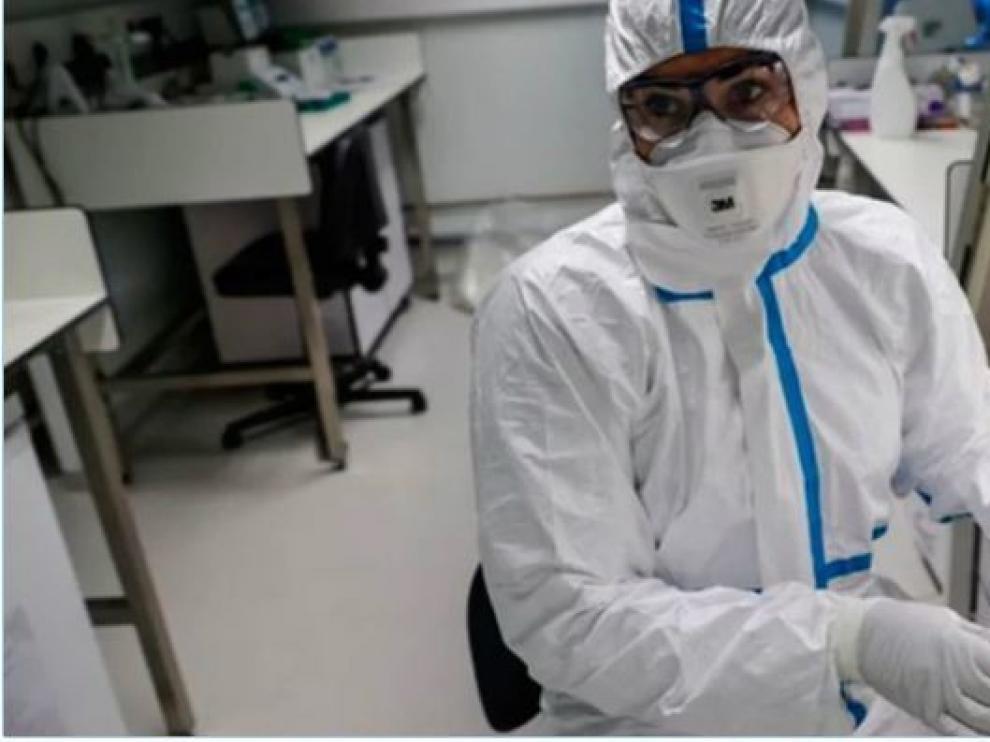 Resultados positivos en un vacuna contra la covid