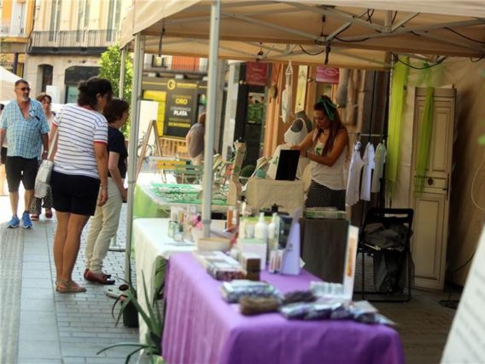 La Asociación de Comerciantes de Huesca alerta de las pérdidas económicas con la supresión de las fiestas