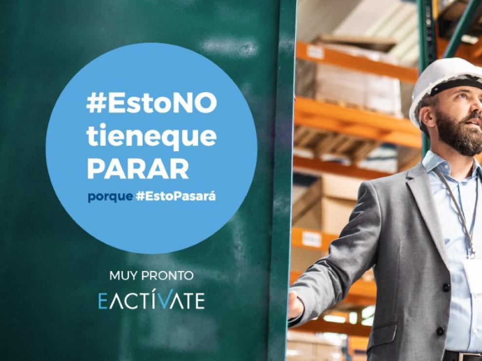 Más de 100 empresas de #EstoNOtienequePARARmuestran con hechos cómo seguir adelante