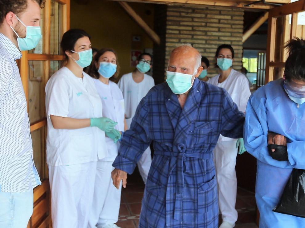 """Satse exige más enfermeras en las residencias de mayores para no repetir """"errores"""""""
