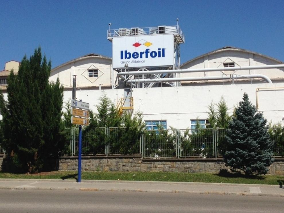 Iberfoil, a la espera de las pruebas de la nueva línea de producción