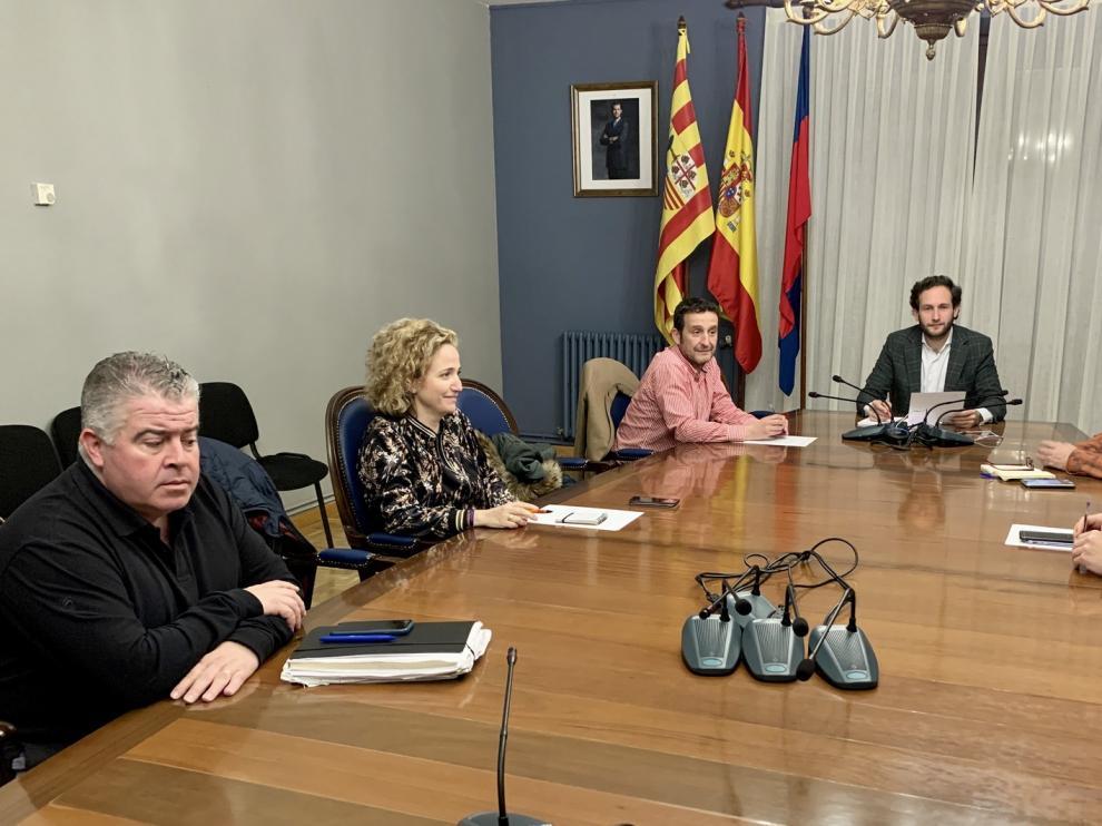 El ayuntamiento de Monzón plantea un fondo de contingencia frente a la covid-19 de más de 800.000 euros