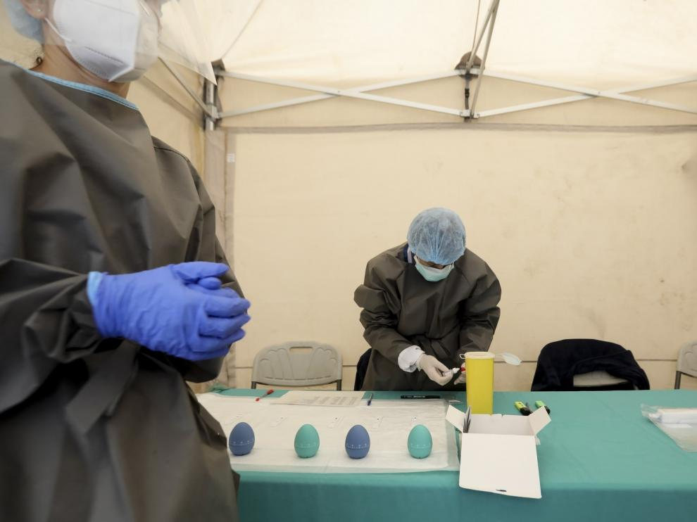 La provincia de Huesca suma un nuevo fallecido por coronavirus y se han notificado 8 nuevos casos