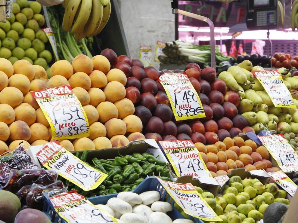 Se incrementa la compra de productos frescos con la covid