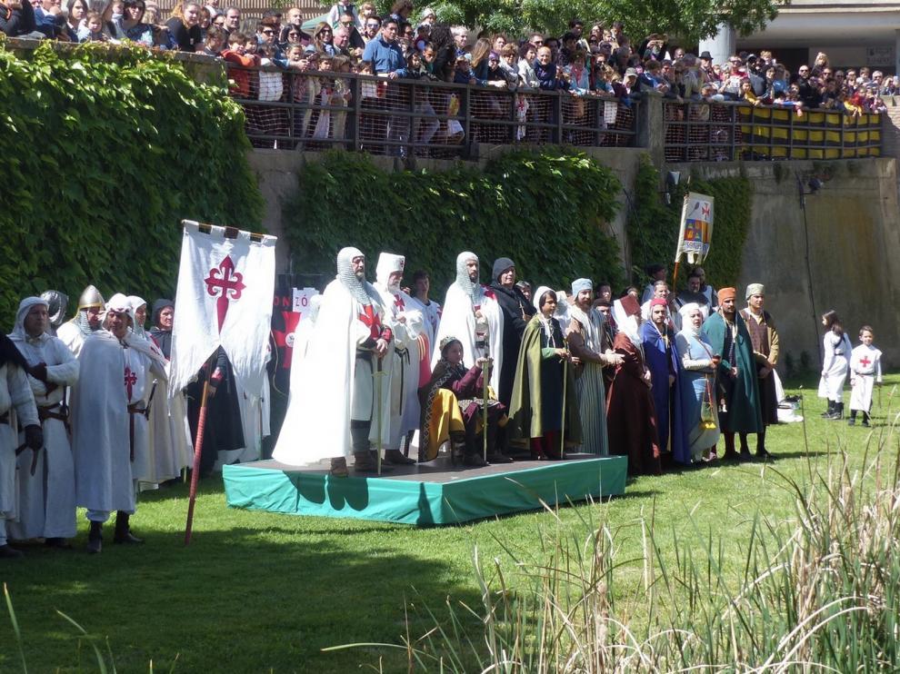El homenaje a Mont-rodón estrena escenas teatrales y piezas musicales