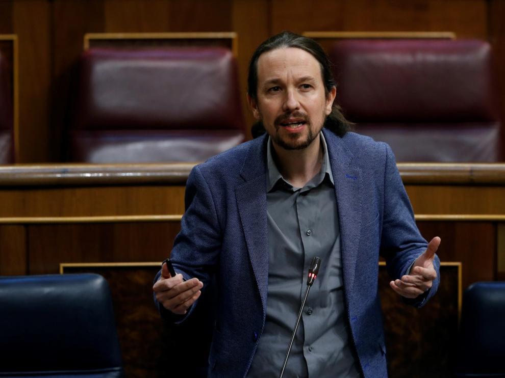 Iglesias confía en poder convencer a Sánchez para aprobar el impuesto a las grandes fortunas