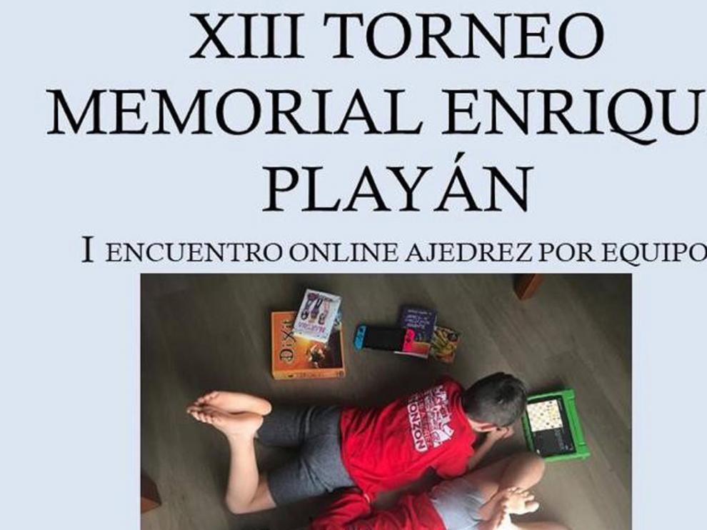 El CA Monzón recupera el Memorial Enrique Playán en formato online