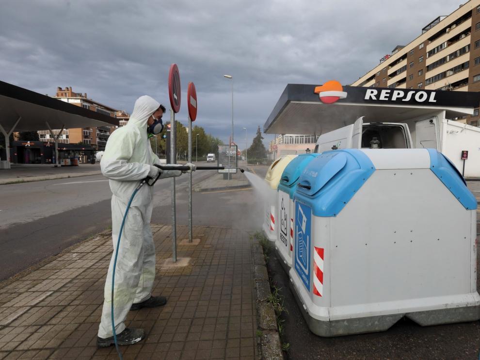 El TSJA avala la remunicipalización del servicio de limpieza viaria