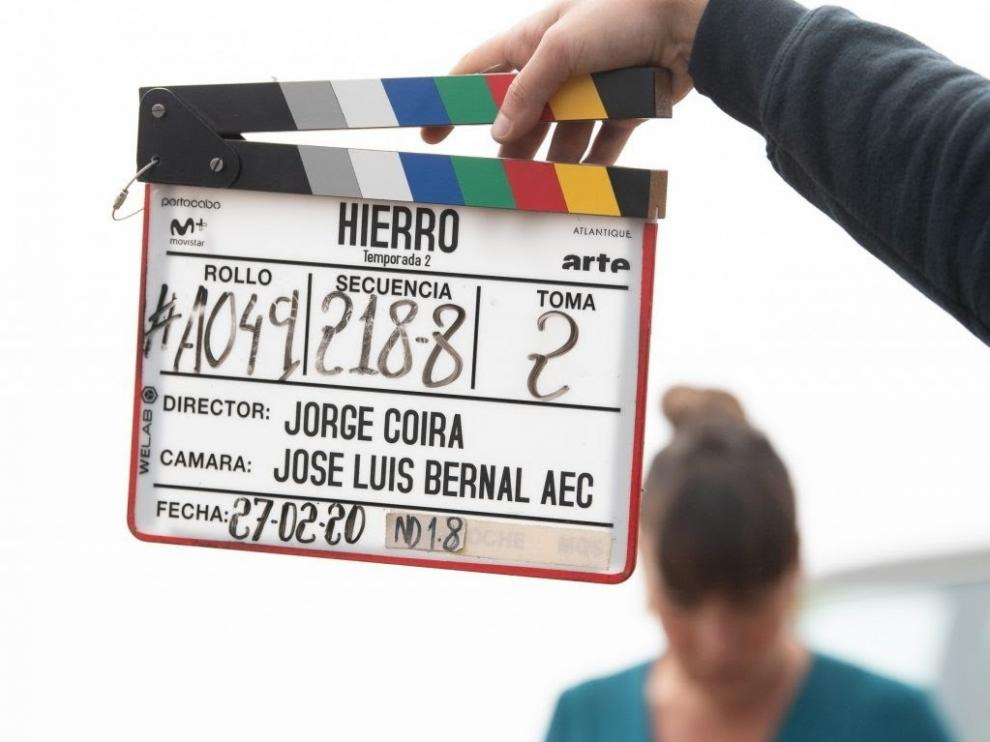 """""""Hierro"""" retomará el rodaje de su segunda temporada en junio"""