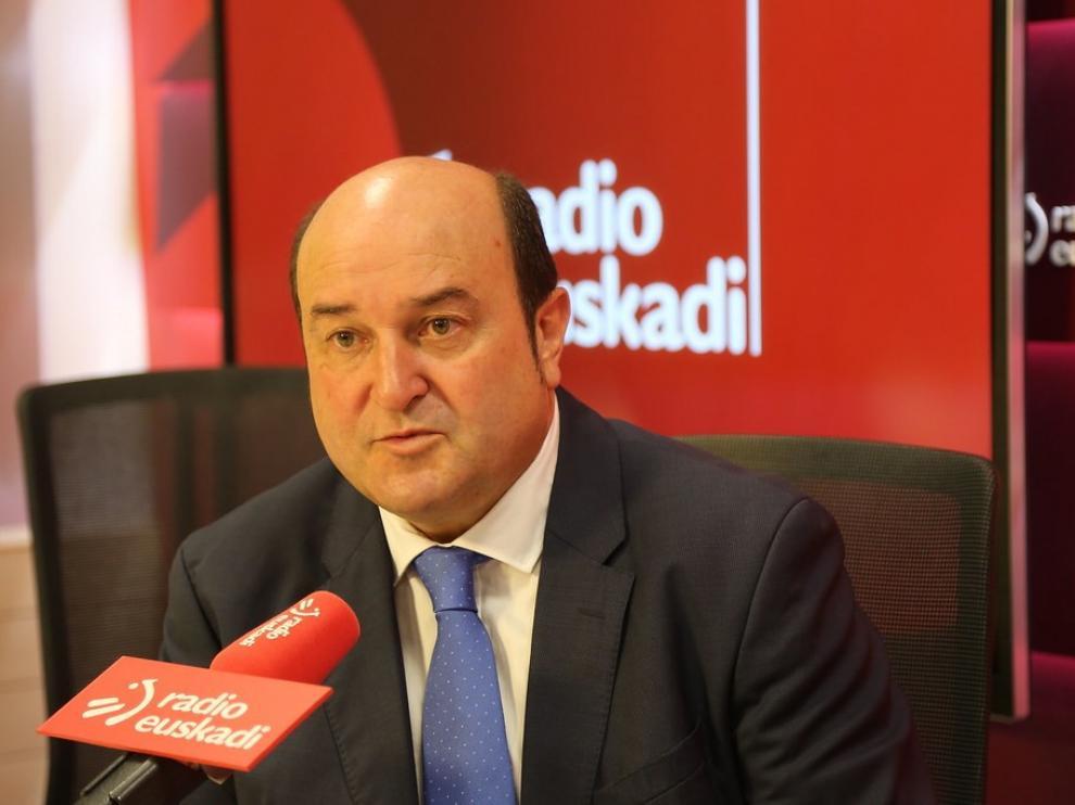 """El PNV advierte de que su confianza en el Gobierno está en la """"reserva"""""""