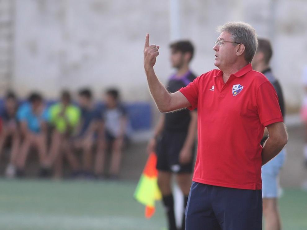 """José Luis Toa, """"satisfecho y orgulloso"""""""