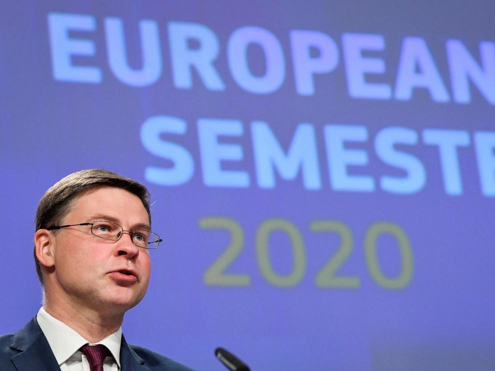 Bruselas no pedirá ajustes al menos hasta finales de año por la pandemia
