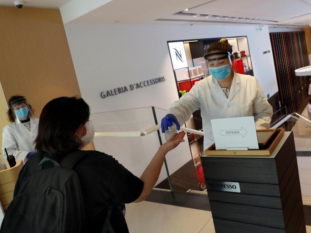 Cataluña suma 43 nuevas víctimas de covid-19 y el total asciende a 11.766