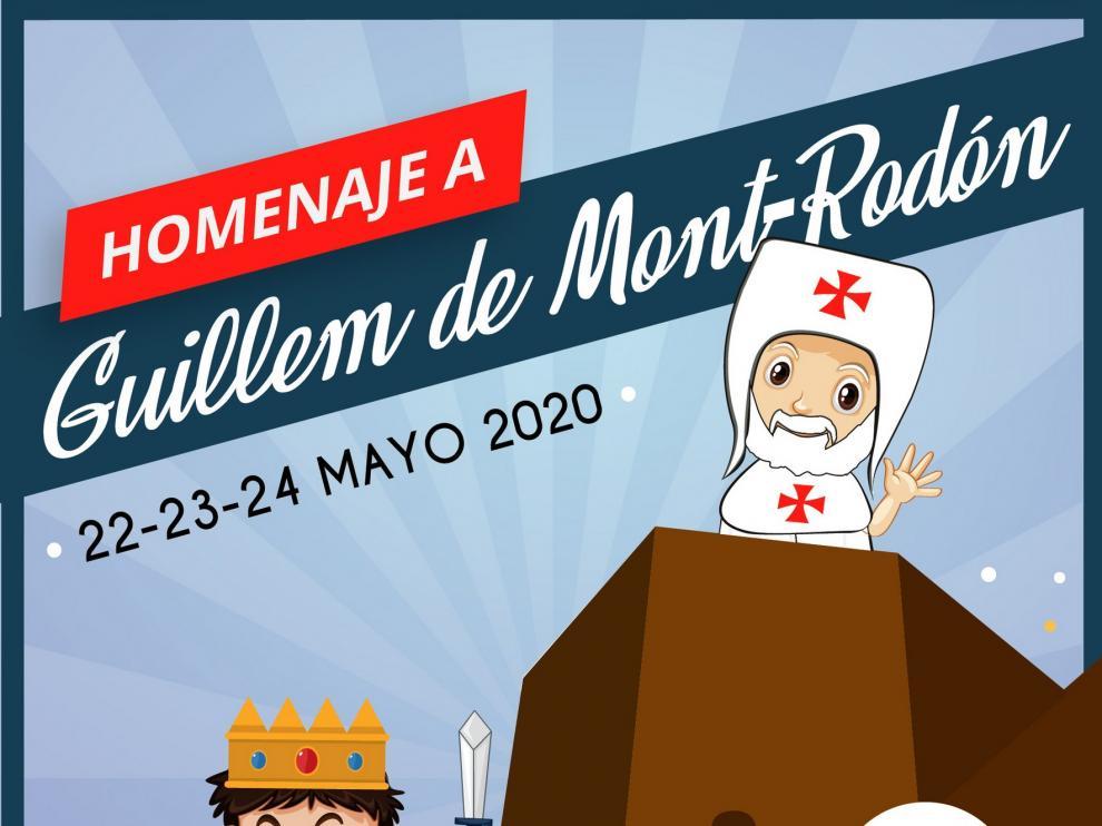 Arranca en las redes el Homenaje a Guillem de Mont-rodón en su edición más original