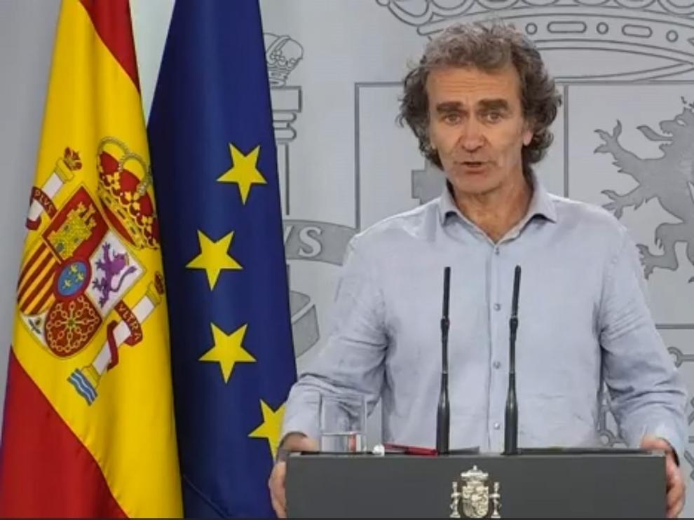 Las muertes diarias en España por coronavirus se elevan a 56 pero se están revisando datos de Cataluña