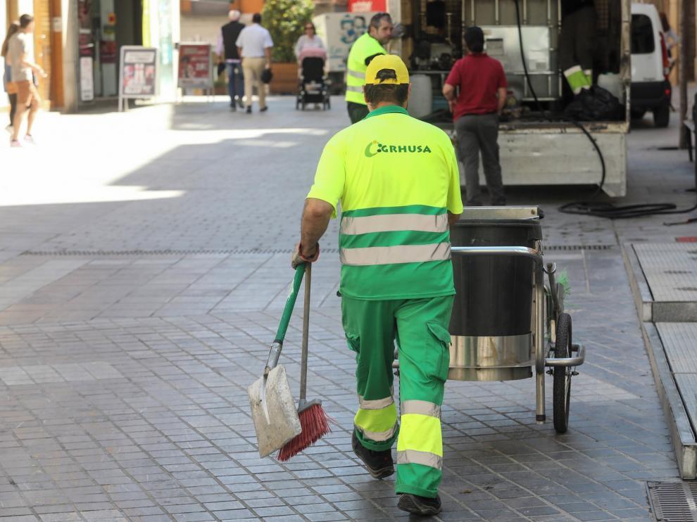 El Ayuntamiento esperará a que la sentencia sobre limpieza viaria sea firme