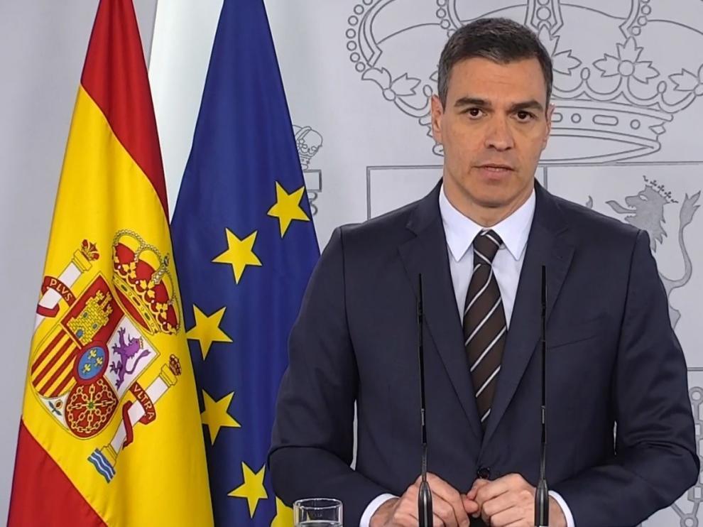 Sánchez anuncia que habrá temporada turística este verano y que los turistas extranjeros entrarán desde julio