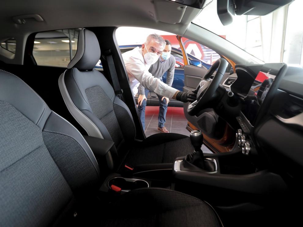 El automóvil recupera el tono en taller pero no en ventas