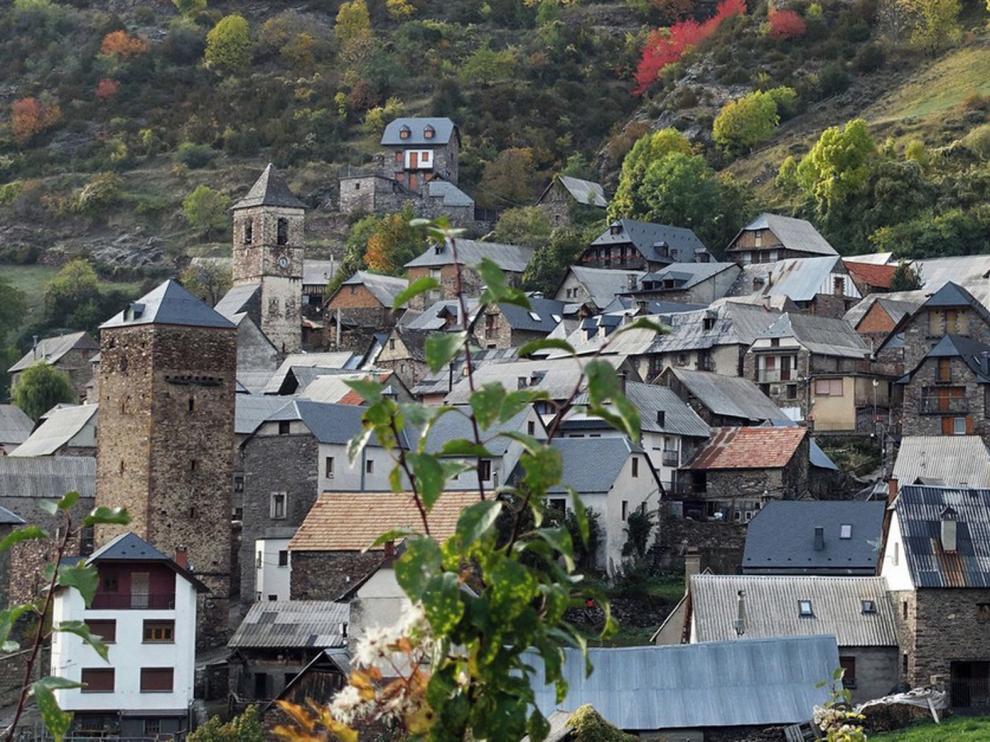 Gistaín, enclave ideal para disfrutar del paisaje de la montaña