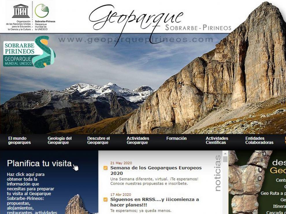 Tres videoconferencias por la Semana de los Geoparques
