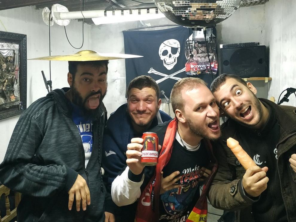 Zumo de Lepra ficha a Ale Musicman como baterista