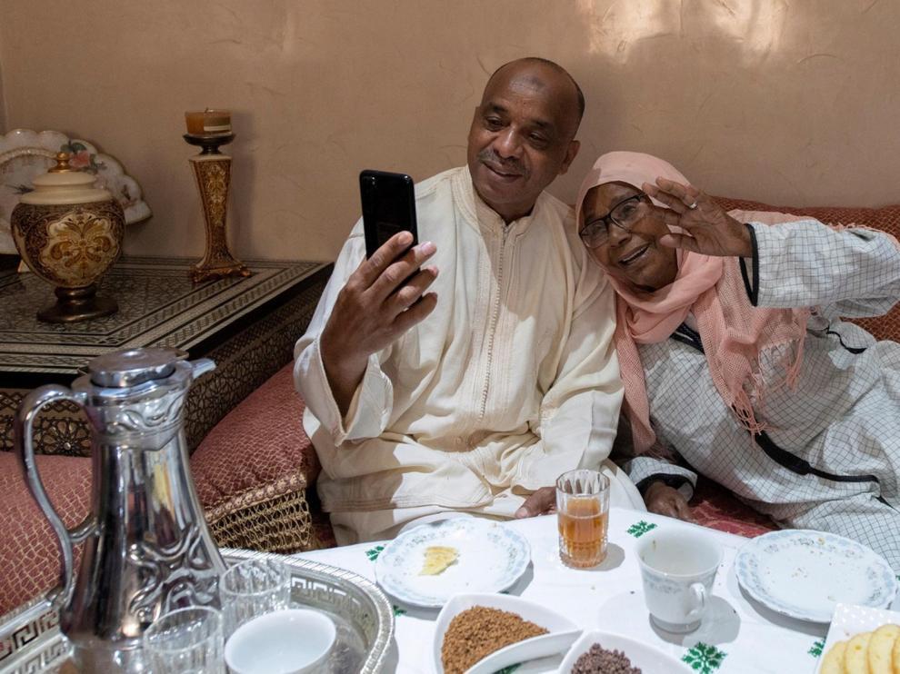 Musulmanes de todo el mundo celebran el fin del Ramadán