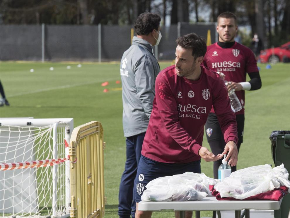 """Pedro López: """"Estamos deseando que el equipo entrene junto"""""""