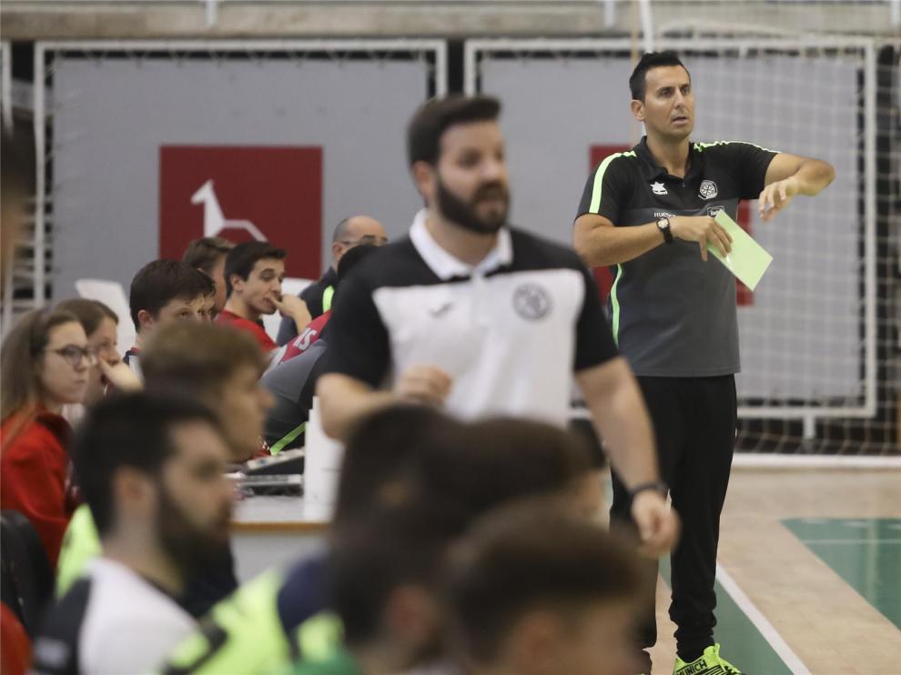 Gerard Espigol renueva como entrenador de Avefor Huesca