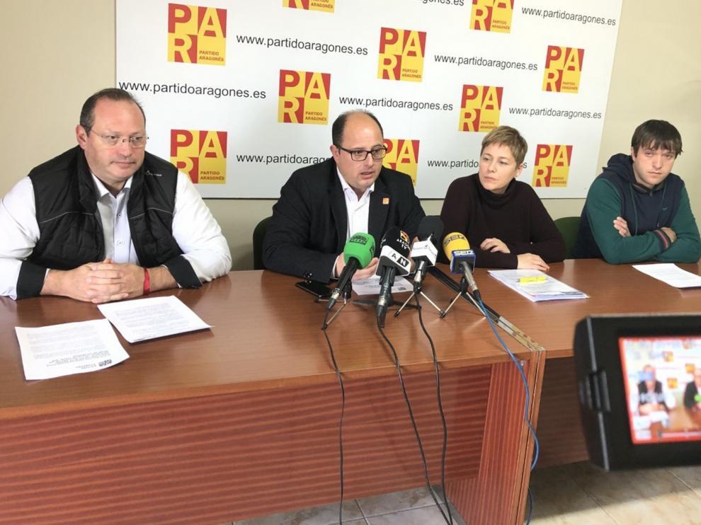 """El PAR critica que se pida el superávit de los ayuntamientos para un """"gran pacto por la reconstrucción"""""""