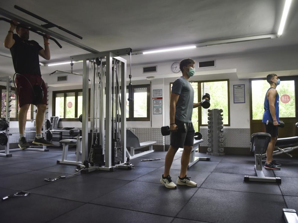 La mayoría de los gimnasios no abrirán sus puertas hasta la fase 3