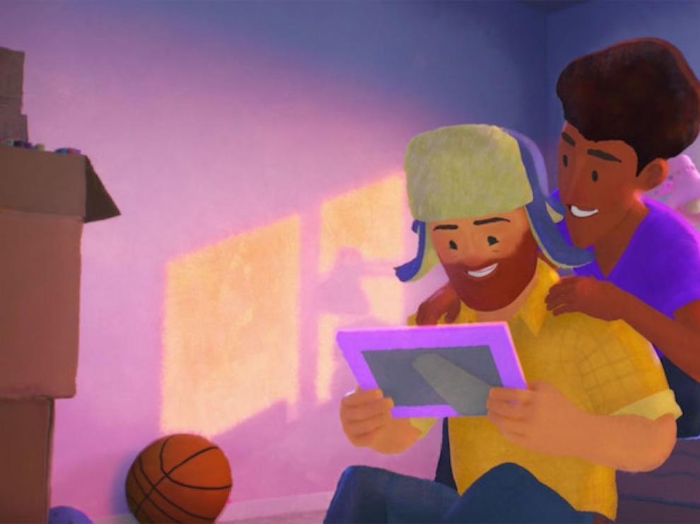 """Pixar estrena """"Out"""", el primero de sus cortos con un protagonista gay"""