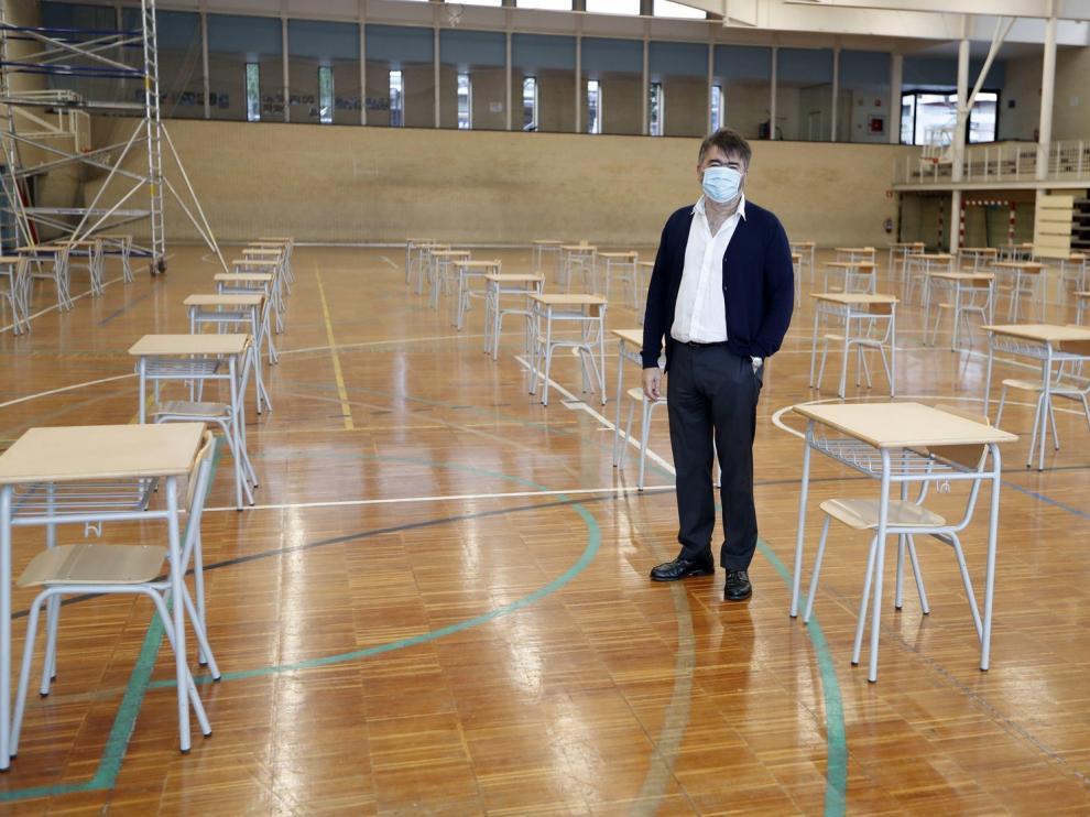 Vuelta a clase parcial en Galicia y País Vasco